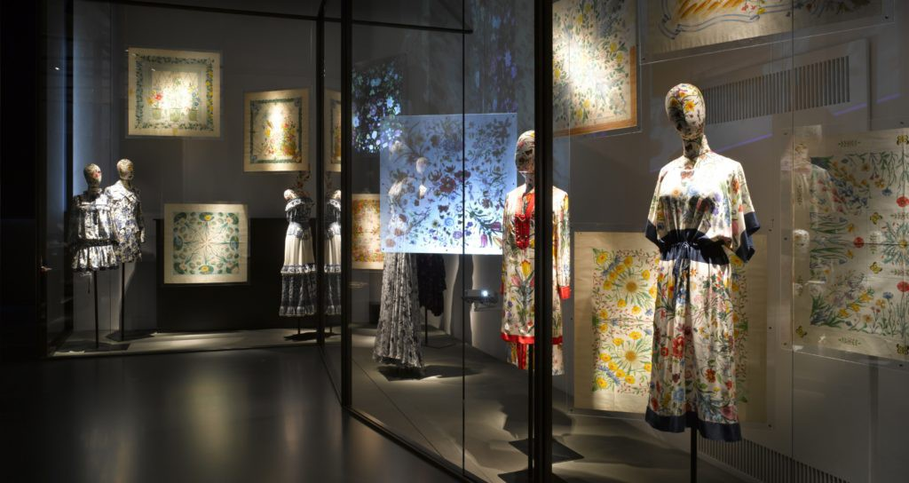 Gucci Museum, Florence, Italy.